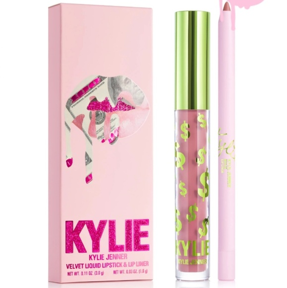 Kylie Cosmetics Other - Kylie Velvet Lip Kit